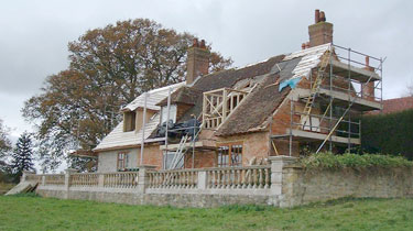 Country House Conversion Mid Build